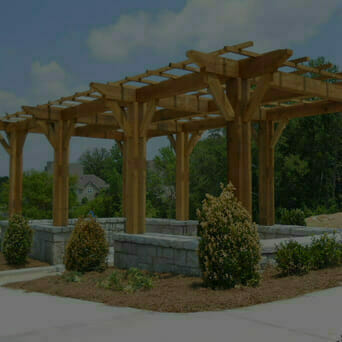 Trellis Arbor and Pergolas