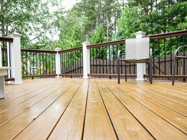Preferred Decking Materials